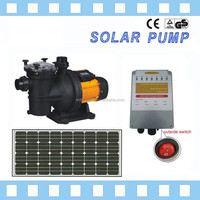 2014 solar powered swimming pool pumps