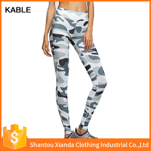 OEM factory panther fitness wear custom design high quality sport leggings for women