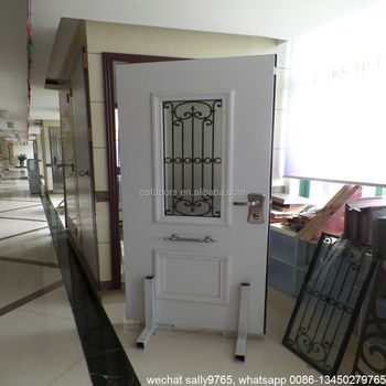 HIGH GALVANIZED STEEL SECURITY DOORS FROM ISRAEL