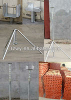 steel support shoring jack post shore/ props for scaffolding