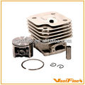 High quality chain saw parts/chainsaw parts/chainsaw spares/ cylinder&psiton assembly fits Husqvarna 268 272 61 66