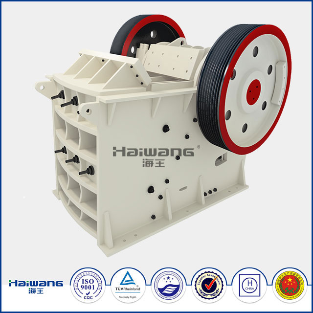 Used Small Diesel Engine Jaw Crusher for Sale