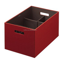 Decorative dividers Collapsible Fabric Storage boxes & bins