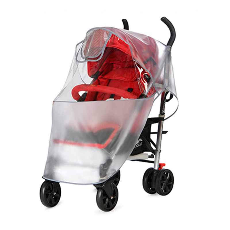 Durable Baby Carriage Accessories Protect Baby Stroller Canopy