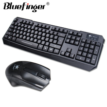 Shenzhen Factory offered cheaper office wireless computer keyboard and mouse