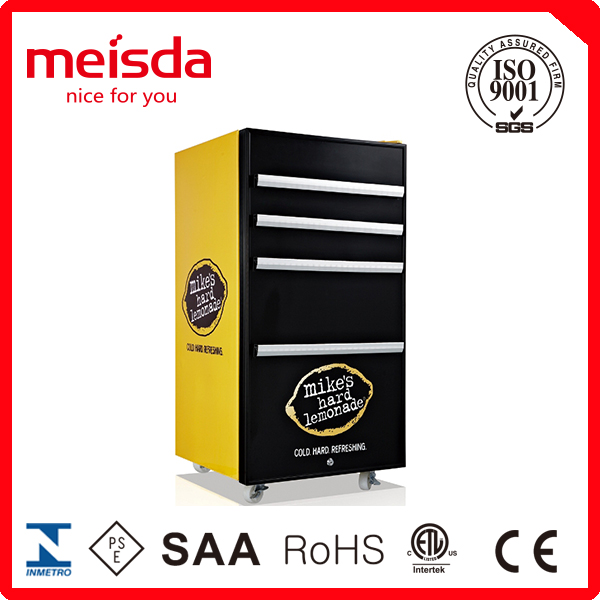 Home Use 98L Mini Toolbox refrigerator Factory Price