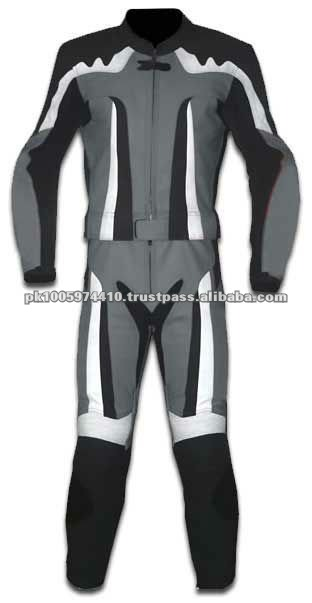 Motorbike Motorcycle One Piece Leather Suit