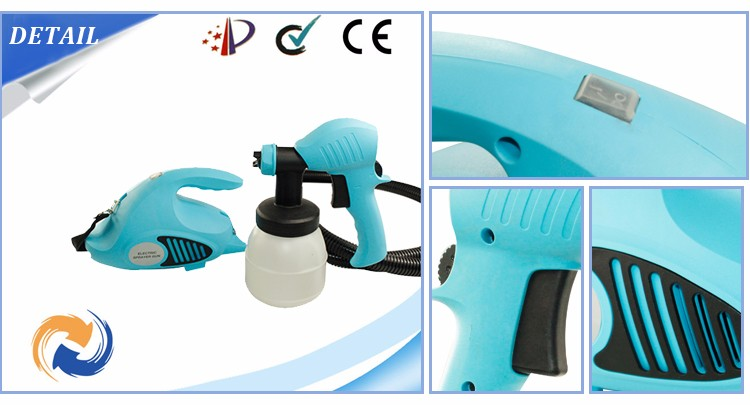 Cheap Price Electric Solenoid Air Paint Sprayer Spray Gun for Wholesale