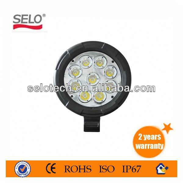 led work light 35w cree spot work light 200cc motorcycle