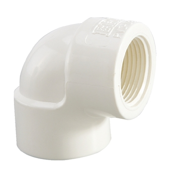 ERA BS standard pvc Female thread elbow