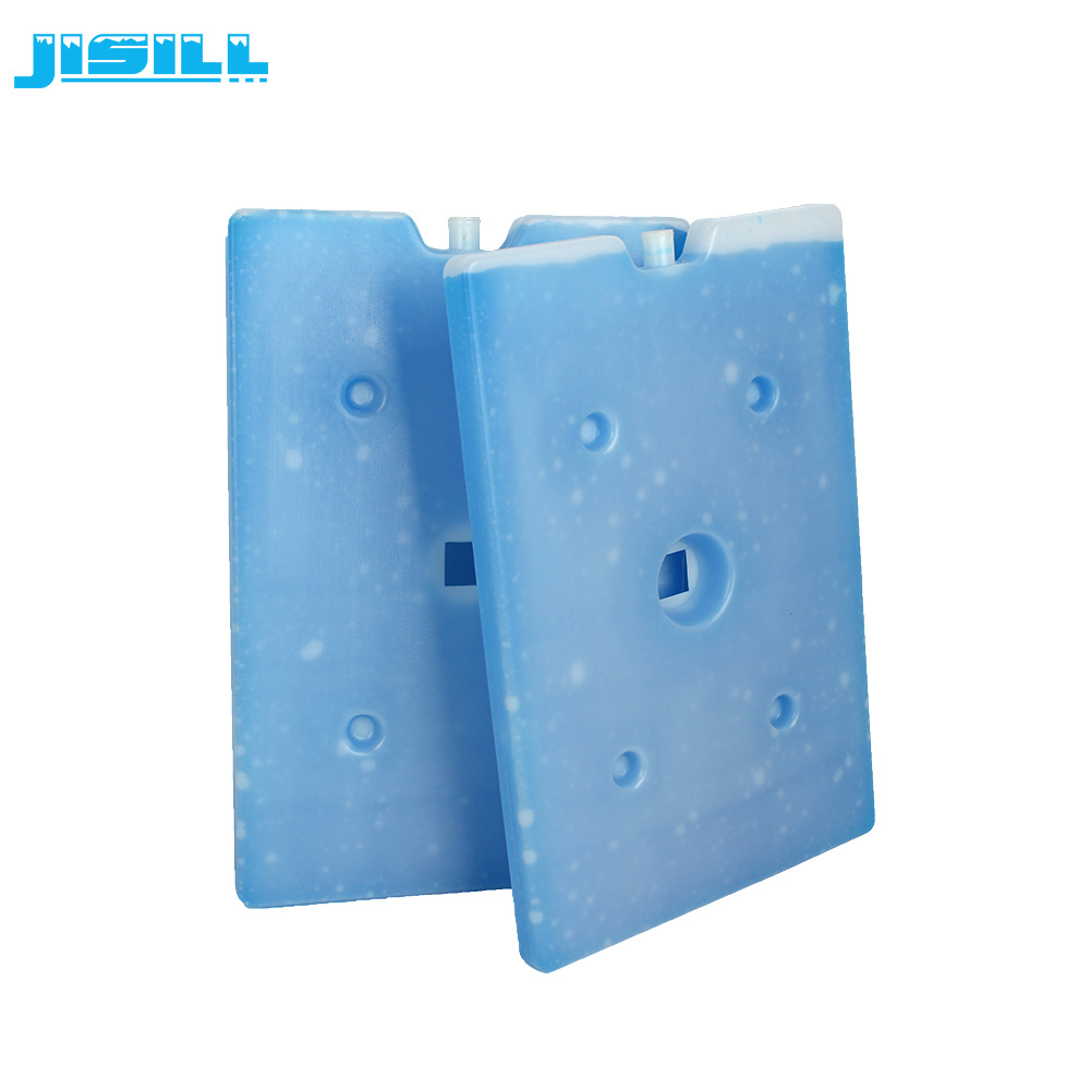 High quality HDPE material <strong>1000</strong> <strong>g</strong> Ice Brick Pack Block Freezer Cooler ice box pack