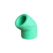 ppr pipe fitting exporter ppr welding fitting 45 degree elbow