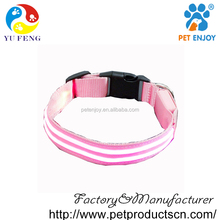 pet 5000 hot new retail products pet products led dog collar