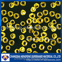hot sale factory price industrial synthetic large mono crystal diamond