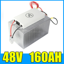 wholesale electric vehicle lifepo4 6kw 48v 160ah 200ah batteries power pack for ev car
