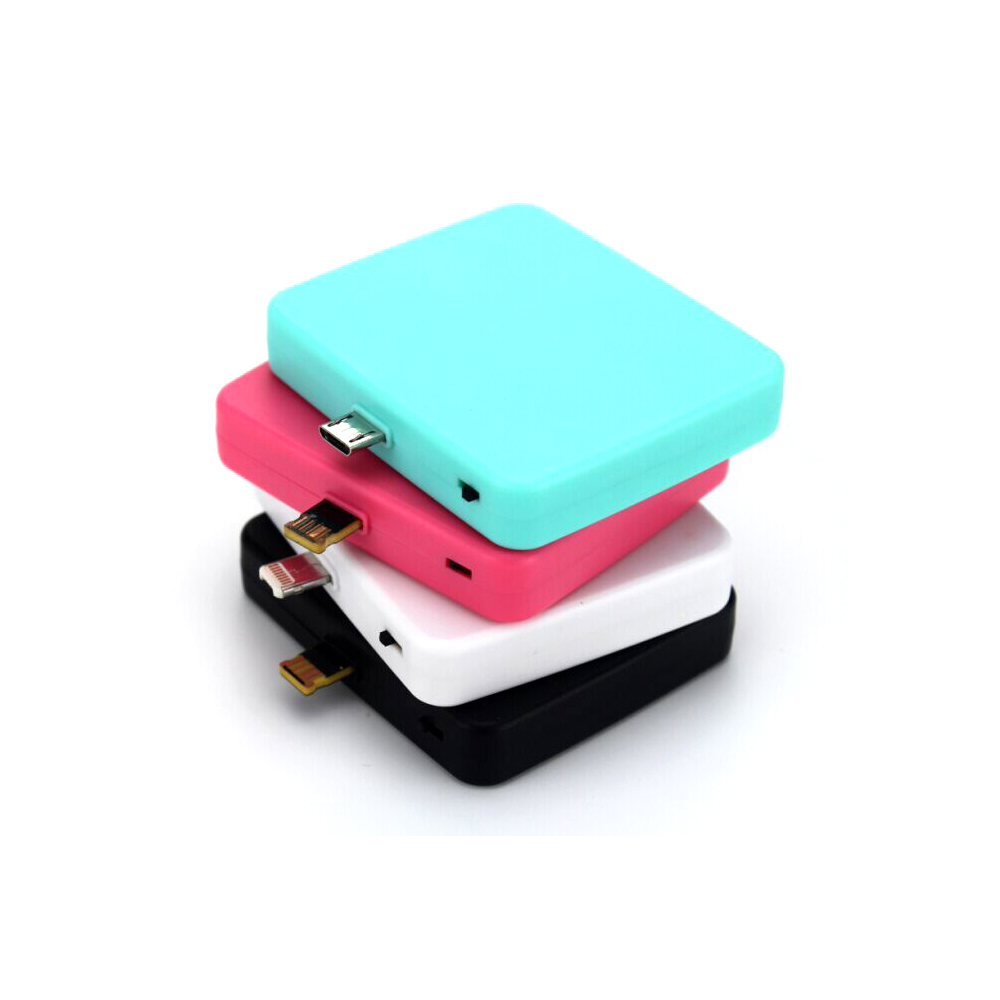 Mini Promotion Ultra Thin <strong>Mobile</strong> Phone One Time Charger Emergency Use 1000mah Disposable Powerbanks Power Bank