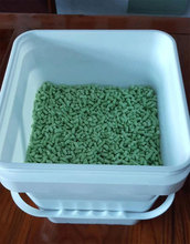 Natural quickly clumping and highly absorbent tofu cat litter