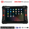 Rugged Industrial 8 Inch Touch Screen 4G LTE Android Tablet PC Long Distance RFID Reader