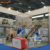 High quality standard portable aluminum exhibition double deck booth for trade show display
