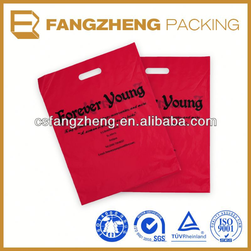 Custom color printing cheap plastic bag supplier pvc coated cotton shopping bag