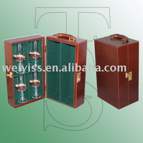 unique vintage wooden wine boxes in redwood wine cases for sale promotion gifts2013