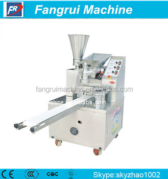 Professional Manufacture momo making machine manufacturer/hand dumpling machine with delicious food