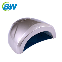 SUNone 24/48W UV Lamps For Nails LED Light Nail Gel Curing Dryer