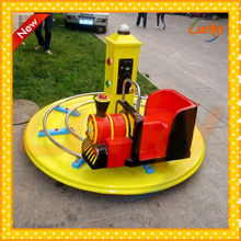 Interesting fiberglass mini kid electric train rides/amusement park equipment/battery kids electric train rides for sale