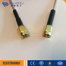 newest manufacture jumper cable with sma and n connector