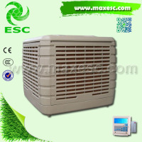 Electrical ventilation general air conditioner ventilation system for garment factory