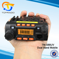Mini Car Two Way Radio Repeater KT-8900 136-174MHz 400-480MHz UHF VHF Mobile Radio