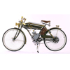 DOMLIN chopper gas bike 2 stroke engine gas bike petrol gas chopper bike
