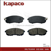 Great price brake pad D430 41060-5Y790 for Nissan Altima Maxima Sentra Tiida Teana