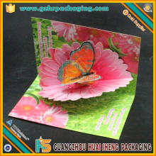 Happy Birthday Handmade Pop-up 3D Card Greeting Cards