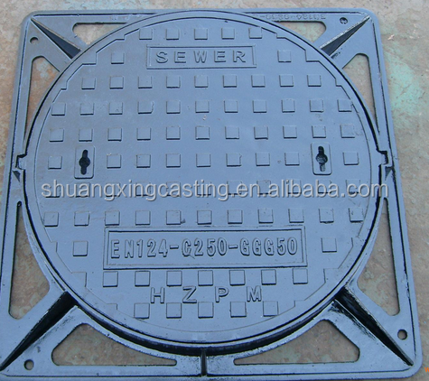 Manhole cover with high quality and competitive price