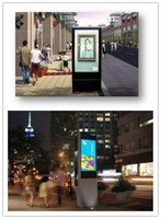 hot sale CBD commerical Andriod outdoor advertising digital signage