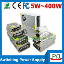 High power AC 220v to DC 12v 120w led light power supply unit 12v 10a