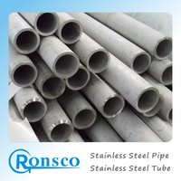 kovar alloy stainless steel round pipe for marine & offshore