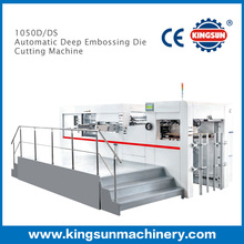 1050D Automatic deep embossing die cutting machine