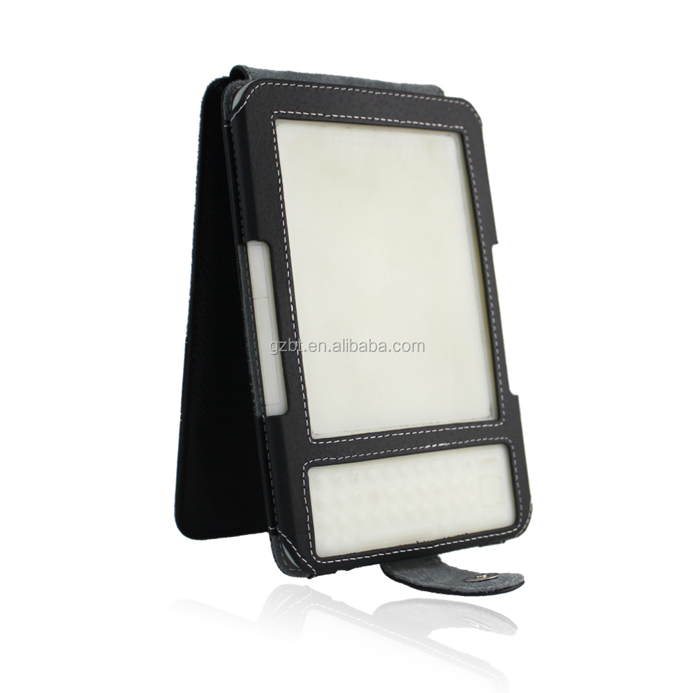 KIndle Compatible Brand and PU, PU leather+PC Material case for Kindle Paperwhite 3/2/1