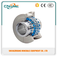 China supplier Flexible Grid Coupling Spring Shaft Coupling with Elastomer