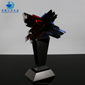 35 cm Black Crystal Custom Design Large Trophy
