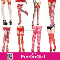 China Supplier Unique Design Sexy Women Nylon Tube Stocking