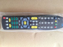 Hua Gang hd satellite receiver ultra hd box universal remote with tv function