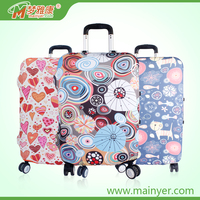 Travel Luggage Suitcase Protective Cover for 22-26 Inch Suitcase Cover