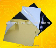 double sided adhesive photobook pvc sheet for photo album