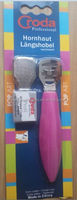 Popular 3 in 1 Callus Remover Set with blade Callus Trimmer Set made in China