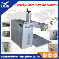 Portable Fiber Laser Engraving Machine Mini