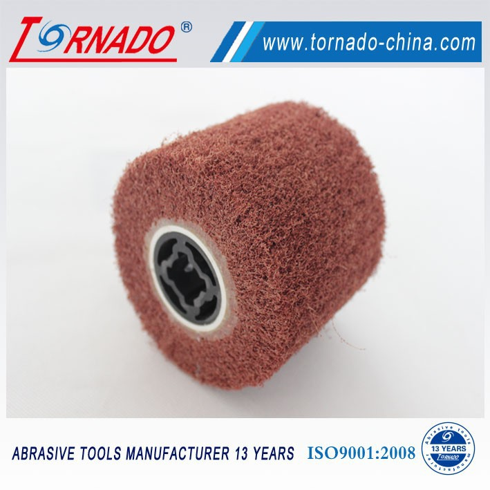Tornado NWFW4858 nylon wire drawing stainless steel polishing materials
