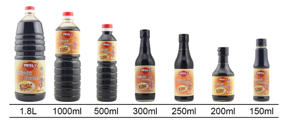 abc Sweet Japanese Teriyaki Sauce 250ml